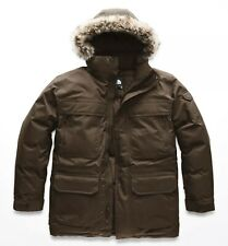 The North Face McMurdo Hooded Down Parka III  Men's XL Brownie Brown New