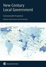 New Century Local Government: Commonwealth Perspectives, , , Excellent, 2013-10-