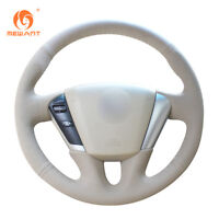 Steering Wheel Cover for Lexus RX330 RX400h Toyota Corolla Verso Camry #FT12