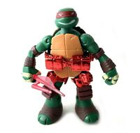 Metal Mutants Dimension X Raphael TMNT Ninja Turtles Figure 2015 Raph