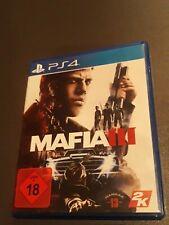 PS4 Spiel MAFIA 3  Playstation 4 aus Sammlung 2016 Action Usk 18 Game