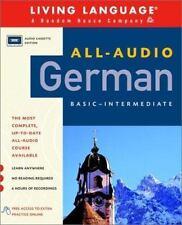 All-Audio German: Cassette Program (LL(R) All-Audio Courses)