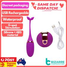 Vibrating Egg Exercise Vaginal Remote Control Vibrators G-spot Massager sex toys