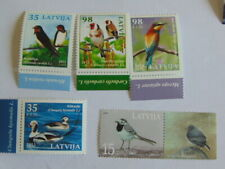 stamps > Latvia / BIRDS