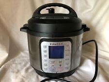 Instant Pot Plus Mini Electric Pressure Cooker 3 Q - A2218CU