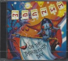 Magnum/On the Thirteenth DAY * NEW CD 2012 * NOUVEAU *
