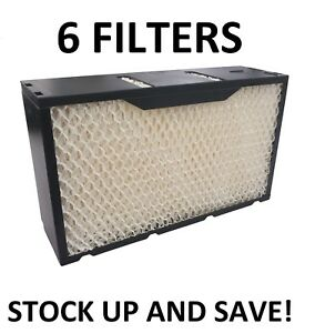Evaporator Wick Air Filter for Aircare 1041 Super for Console Units  6 PACK