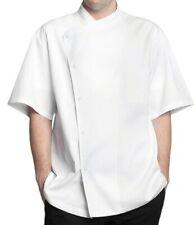 New Nip Bragard Chef Coat Jacket Ss Short Sleve Julius Size 56