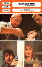 FICHE CINEMA : MARATHON MAN - Hoffman,Olivier,Schlesinger 1976