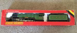 Hornby OO Scale Flying Scotsman LNER Vintage Locomotive *AS-IS* See Description