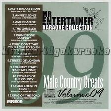 Mr Entertainer Country Karaoke CDGs & DVDs