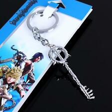Kingdom Hearts Weapon Metal Keychain Key Ring Pendant Anime Cosplay #478 AU