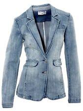 Jeans blazer-chaqueta. envío casa. bleached. talla 34.! nuevo!