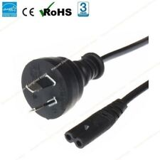 Replacement AC 2 prong Power Cord Cable For AC1 SAMSUNG TV UN55HU9000FXZA BA