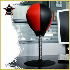 Desk Boxing Punching Bag Speed Ball Punch Training Fitness Sports High Quality