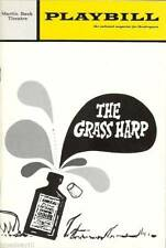 "Barbara Cook ""THE GRASS HARP"" Truman Capote / Karen Morrow '71 Premiere Playbill"