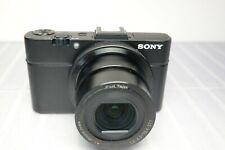 Sony Cyber-shot DSC-RX100 II 20.2MP Digital Camera - Black (Kit w/ 28-100 mm...