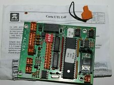 CARTE LECTEUR CARTES / BADGES CONTRÔLE MIFARE MAGNETIQUE RFID... ALCEA L4F