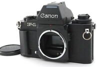 """"""" Mint+++ """" Canon New F-1 F1 AE Finder 35mm SLR Film Camera Body From Japan E027"""