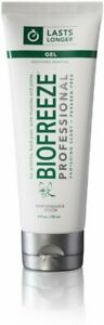 Biofreeze Professional Colorless Pain Relief Gel by Biofreeze, 4 oz Tube 1 pack