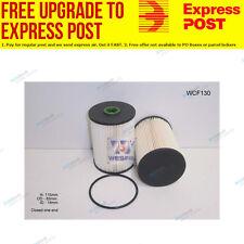 wesfil fuel filter wcf130 fits volkswagen jetta 1 6 tdi,1 9 tdi,2 0 tdi  16v,2 (fits: volkswagen jetta 2008)
