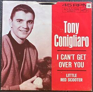 Tony Conigliaro 1965 RCA Victor 45 Record in Photo Sleeve VG-EX