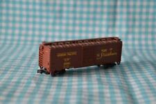 Atlas 3420 N Scale Union Pacific 40' Box Car Serves All The West