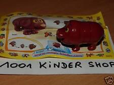 KINDER NV041 NV 41 TIERE HUND DOG CHIEN + BPZ