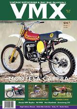 VMX Vintage MX & Dirt Bike AHRMA Magazine - Issue #49