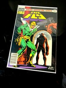 The Fly #5 Archie Comics Copper Age (1984) BAGGED BOARDED~