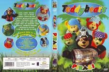 TEDDY BEARS- PIRACI Polish DVD, bajka dla dzieci, po polsku, polska bajka