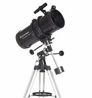 Celestron Astronomical Reflector Telescope 127 mm Equatorial Mount w/ Tripod