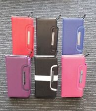 Apple iPhone 8 / 7 Plus Magnetic Flip Leather Wallet Case Cover