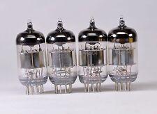 100 x 6N1P-VI / ECC88 / 6DJ8 TRIODE TUBES NEW TUBES NOS SAME DATECODE
