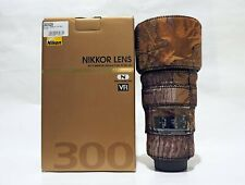 Nikon Nikkor 300mm f4E PF ED VR Lens