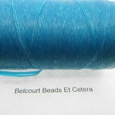 Turquoise Blue Sinew 50 Feet  Dream Catchers Leather Bead Crafts 70lb Test