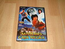 KUNG-FU KUNG FU EL MISTERIO DE LA CAJA NEGRA ARTES MARCIALES EN DVD NUEVA