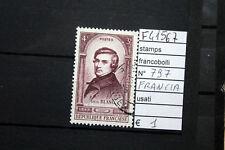 FRANCOBOLLI FRANCIA USATI N°797 (F41567)