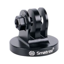 Smatree Aluminum Tripod Mount Adapter for GoPro Hero 6,5,4, 3+, 3, 2, 1 Cameras