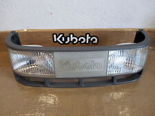 HEADLIGHTS WITH LAMPS ORIGINAL KUBOTA GT-3 / GT-5 / GT-8 / X20 / X24