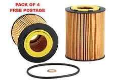 TRANSGOLD Oil Filter R2592P - FOR BMW 320i 323i 325i E46 E36 - BOX OF 4
