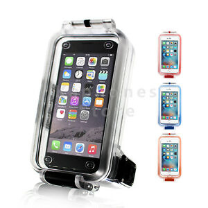 Pixco 30M Waterproof Diving Case Bluetooth Remote Control For iPhone 7 6 PLUS