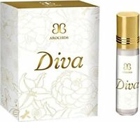 Arochem Diva Attar Perfume Free From Alcohol Long Lasting Fragrance - 6ml