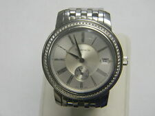 TIFFANY & Co SS Atlas Diamond Watch Ladies Watch
