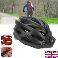 Mountain Bike Road Safety Helmet Mens Womens Adult Sport Cycling Bicycle UK