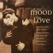NEW In the Mood for Love Romantic Intimate Jazz Music CD