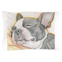 """888169957 20/""""x30/"""" CafePress Terrier Walking Buddies Standard Size Pillow Case"""