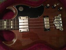 Gibson SG Standard Bass guitar 120th Anniversary edition