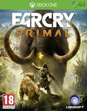 Far Cry Primal Xbox One * NEW SEALED PAL *