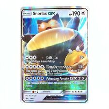 Snorlax GX Holo Sun & Moon Promos SM05 (Proxy | Flash Card)